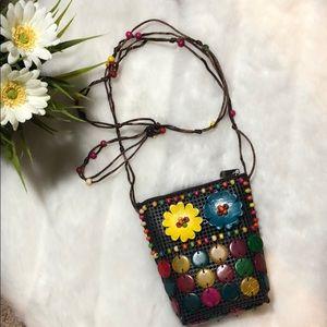 Handmade Colorful Small Bag